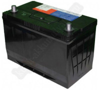 Автомобильный аккумулятор  American 100 Ач 306x173x225