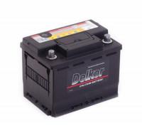 Автомобильный аккумулятор  Delkor 65 Ач 242x175x190