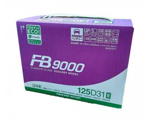 Автомобильный аккумулятор  Fb 92 Ач