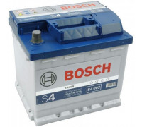 Автомобильный аккумулятор  Bosch 52 Ач 207x175x190