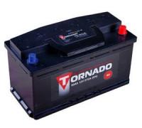 Автомобильный аккумулятор  Tornado 100 Ач 353x175x195
