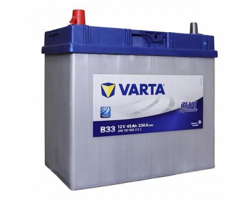 Автомобильный аккумулятор  Varta 45 Ач