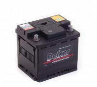 Автомобильный аккумулятор  Delkor 55 Ач 207x175x190
