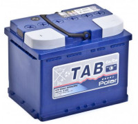 Автомобильный аккумулятор  Tab 60 Ач 242x175x190