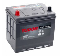 Автомобильный аккумулятор  Tudor 65 Ач 232x173x225