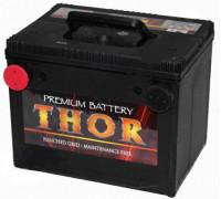 Автомобильный аккумулятор  Thor 55 Ач 231x179x181