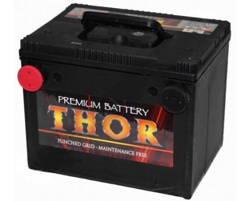 Автомобильный аккумулятор  Thor 55 Ач