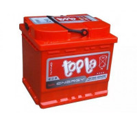 Автомобильный аккумулятор  Topla 50 Ач 207x175x190