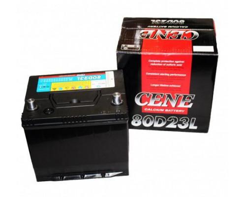 Автомобильный аккумулятор  Cene 70 Ач