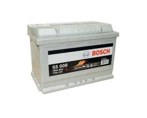 Автомобильный аккумулятор  Bosch 77 Ач