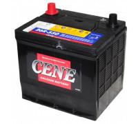 Автомобильный аккумулятор  Cene 58 Ач 208x172x205