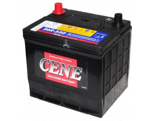 Автомобильный аккумулятор  Cene 58 Ач