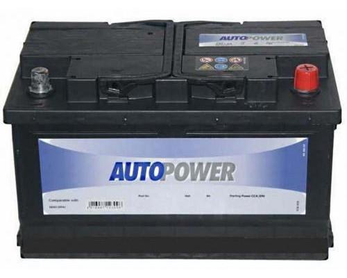 Автомобильный аккумулятор  Autopower 80 Ач