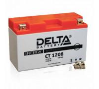 Мото аккумулятор Delta 8 Ач 150x66x95