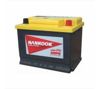 Автомобильный аккумулятор  Hankook 60 Ач 242x175x190