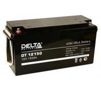 Аккумуляторная батарея Delta DT 12150 (12V / 150Ah)