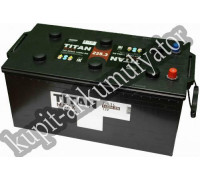 Грузовой аккумулятор Titan 225 Ач 518x276x242