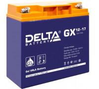 Аккумулятор Delta GEL 12-20 (12 вольт 20 а.ч)