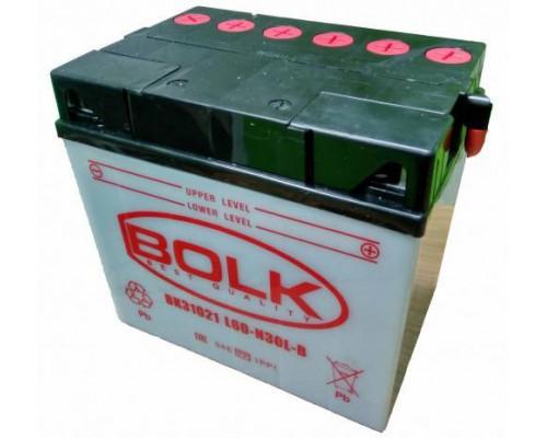 Мото аккумулятор Bolk 30 Ач