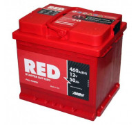 Автомобильный аккумулятор  Red 50 Ач 207x175x190