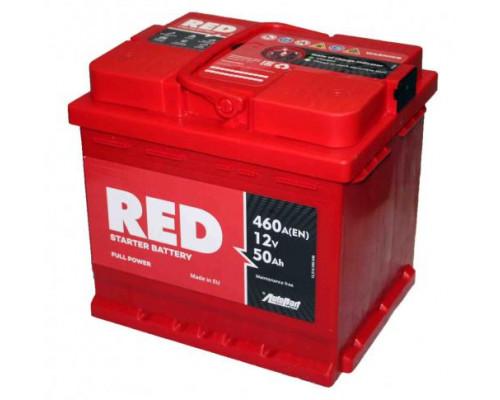 Автомобильный аккумулятор  Red 50 Ач