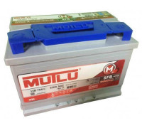 Автомобильный аккумулятор  Mutlu 78 Ач 278x175x190