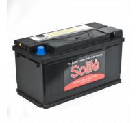 Автомобильный аккумулятор  Solite 100 Ач 352x175x190