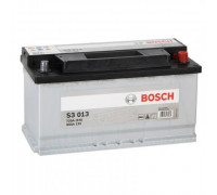 Автомобильный аккумулятор  Bosch 90 Ач 353x175x190