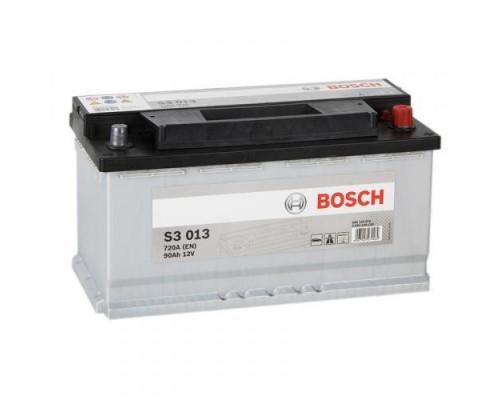 Автомобильный аккумулятор  Bosch 90 Ач