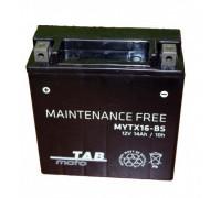 Мото аккумулятор Tab 14 Ач 150x87x161