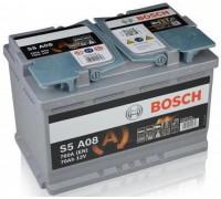 Автомобильный аккумулятор Bosch AGM S5 A05 60 А.ч Обратная полярность