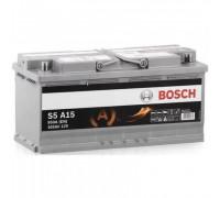 Автомобильный аккумулятор  Bosch 105 Ач 393x175x190
