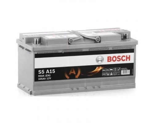 Автомобильный аккумулятор  Bosch 105 Ач