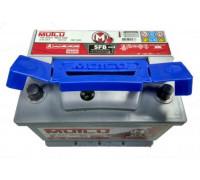 Автомобильный аккумулятор  Mutlu 55 Ач 242x175x190