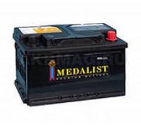 Автомобильный аккумулятор  Medalist 60 Ач 242x175x175