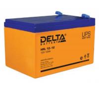 Аккумулятор Delta HRL 12-12 X (12 вольт 12 а.ч)