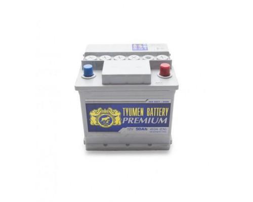 Автомобильный аккумулятор  Тюмень 50 Ач