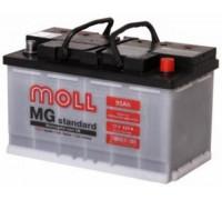 Автомобильный аккумулятор  Moll 95 Ач 315x175x190