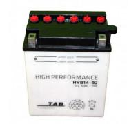 Мото аккумулятор Tab 14 Ач 134x89x166