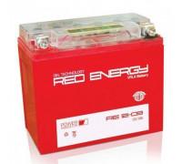 Мото аккумулятор Red Energy 9 Ач 150x86x108