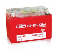 Мото аккумулятор Red Energy 11 Ач 151x86x112