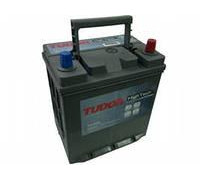 Автомобильный аккумулятор  Tudor 38 Ач 187x127x220
