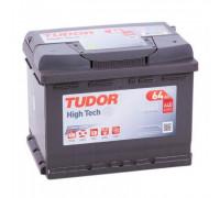 Автомобильный аккумулятор  Tudor 64 Ач 242x175x190