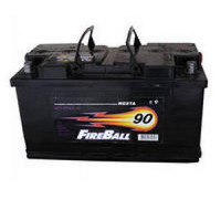 Автомобильный аккумулятор  Fire Ball 90 Ач 353x175x190