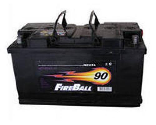 Автомобильный аккумулятор  Fire Ball 90 Ач