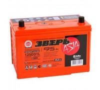 Автомобильный аккумулятор  Зверь 95 Ач 306x173x225