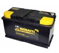 Автомобильный аккумулятор  Moratti 100 Ач 353x175x190
