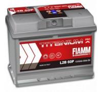 Автомобильный аккумулятор  Fiamm 60 Ач 242x175x190