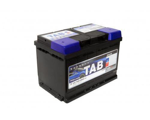 Автомобильный аккумулятор  Tab 74 Ач