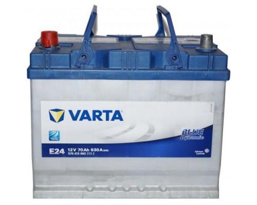 Автомобильный аккумулятор  Varta 70 Ач